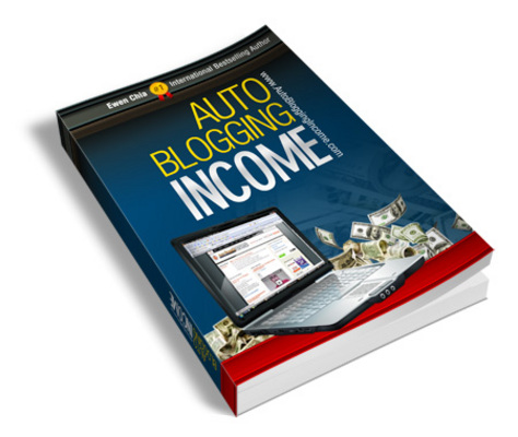 Product picture Autoblogging Income - Best Autoblogging Resource
