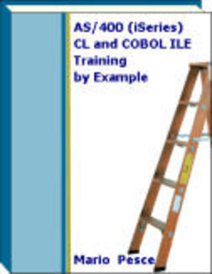 Product picture AS/400 (iSeries) CL and COBOL ILE Training by Example